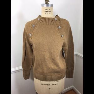 J. Crew sparkly sweater